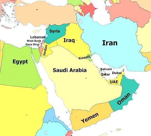 Soudi Arania & Iran